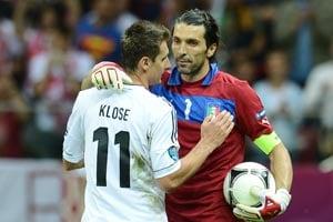 Euro 2012: Gianluigi Buffon enraged despite reaching final