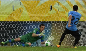 Record-setter Gianluigi Buffon will always heed Azzurri call