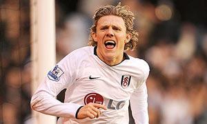 Former Fulham star Bullard retires