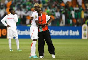African Cup of Nations: In loss, Burkina Faso celebrates pride