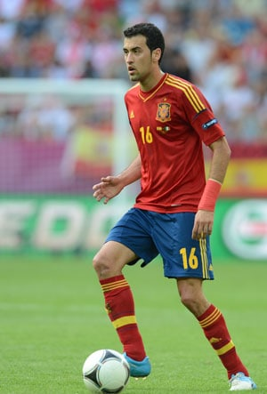 Euro 2012: Sergio Busquets fit to face Croatians