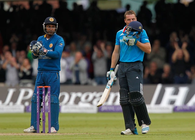 England vs Sri Lanka: Jos Buttler's 74-Ball 121 Impresses English Skipper Alastair Cook