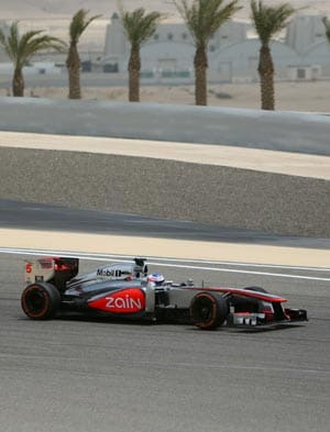 Bahrain GP: Don't expect a miracle, says Jenson Button