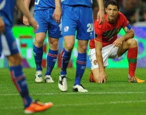 Portugal face spirited opponents in Euro 2012 qualifiers