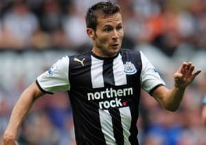 Yohan Cabaye committed to Newcastle cause