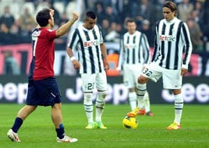 Juventus, Udinese drop points in Serie A