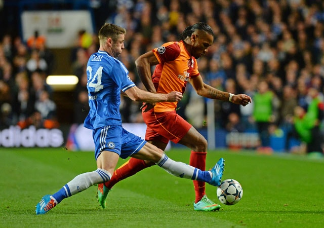 UEFA Champions League: Chelsea F.C. spoil Didier Drogba's return, stroll into last-eight
