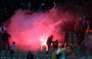13-year-old boy shot dead at Egypt football protest