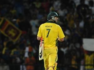 Cameron White to remain in Australia's ODI squad