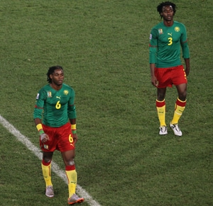 FIFA suspends Cameroon from international competition, docks points from Togo
