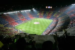 Barcelona unveil 420-million-euro Camp Nou remodel plan