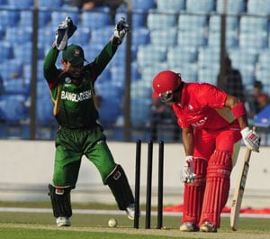 Bangladesh beats Canada by 9 wickets
