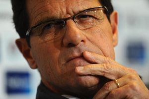 Did not flee. There was a misudnerstanding: Capello explains