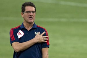 FIFA World Cup: Russia Coach Fabio Capello Names Final Squad