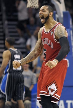 Boozer leads Bulls over Magic 85-59