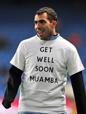 Yaya Toure reveals Carlos Tevez's soft side
