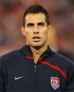 Carlos Bocanegra joins Rangers