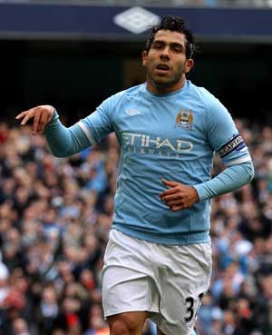 Corinthians offer for Tevez: Agent