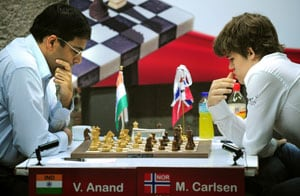 Viswanathan Anand vs Magnus Carlsen World Championship match will be one of best: FIDE