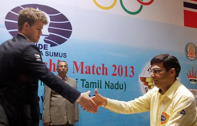 Magnus Carlsen dethrones Viswanathan Anand as world chess champion
