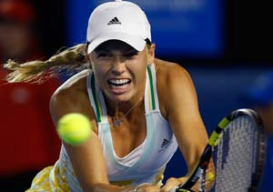 Australian Open: Caroline Wozniacki in 3rd round, aims to end Slam drought