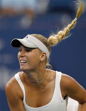 Caroline Wozniacki out of women's tennis top ten ranking