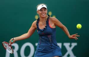 Wozniacki cements World No.1 standing