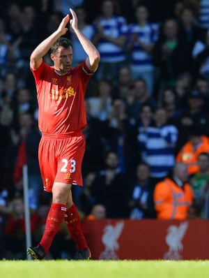Liverpool legend Jamie Carragher bows out on high