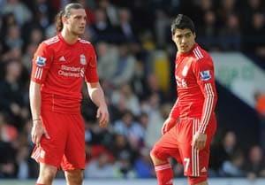 Suarez, Carroll keys for Liverpool: Dalglish