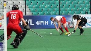 Hockey World League Final: England finish unbeaten in Pool A, Australia top Pool B