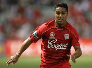 Adelaide leave Cassio behind for Uzbek trip