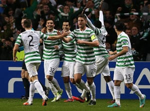Champions League: United win but Celtic take glory by beating Barcelona