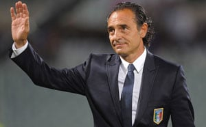 Stakes high for Italy, says Cesare Prandelli