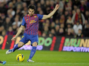 Cesc Fabregas showed why Barcelona cannot afford to let him go