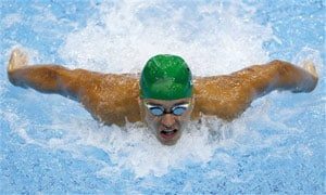 Le Clos, Michael Phelps top 100 fly heats at Olympics