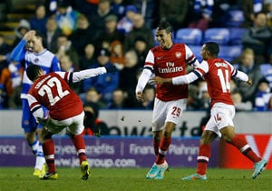 Arsenal stars stunned by epic League Cup fightback vs Reading