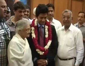 Rs 20 lakh reward for Unmukt Chand from Delhi Government