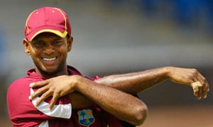 Shivnarine Chanderpaul & son tearing up local cricket matches