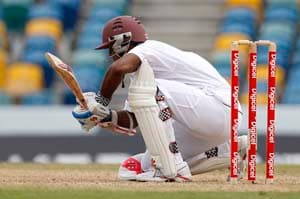 West Indies see victory in sight vs New Zealand