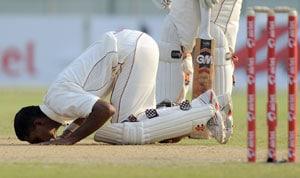 West Indies' cricket board praises Shivnarine Chanderpaul