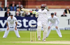 1st Test, Day 3: West Indies struggle to keep afloat against England