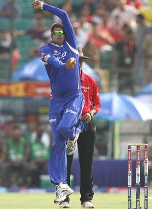IPL spot-fixing: BCCI summons Rajasthan Royals spinner Ajit Chandila