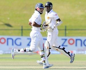 Angelo Mathews powers Sri Lanka to 420-5 on Day 4, lead Pakistan by 241 runs