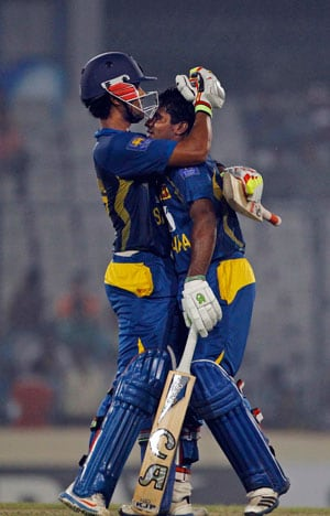 3rd ODI: Revamped Sri Lanka beat Bangladesh by six wickets to sweep series
