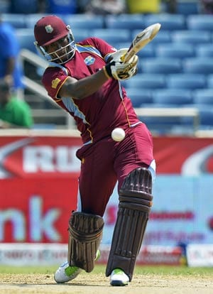 West Indies scrape past India