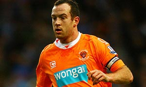 Charlie Adam relishing Liverpool role