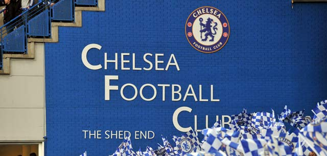 Kevin Pietersen's Heart Beats for Chelsea FC