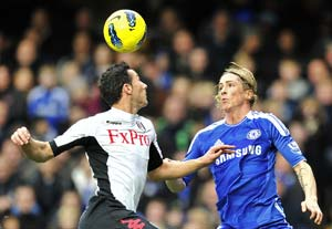 Chelsea frustrated as Fulham make a point