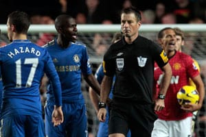 London police launch probe into referee claims