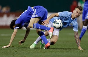 Manchester City beat Chelsea 4-3 in U.S. friendly